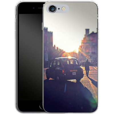 Apple iPhone 6s Plus Silikon Handyhuelle - Those Simple Days von Ronya Galka