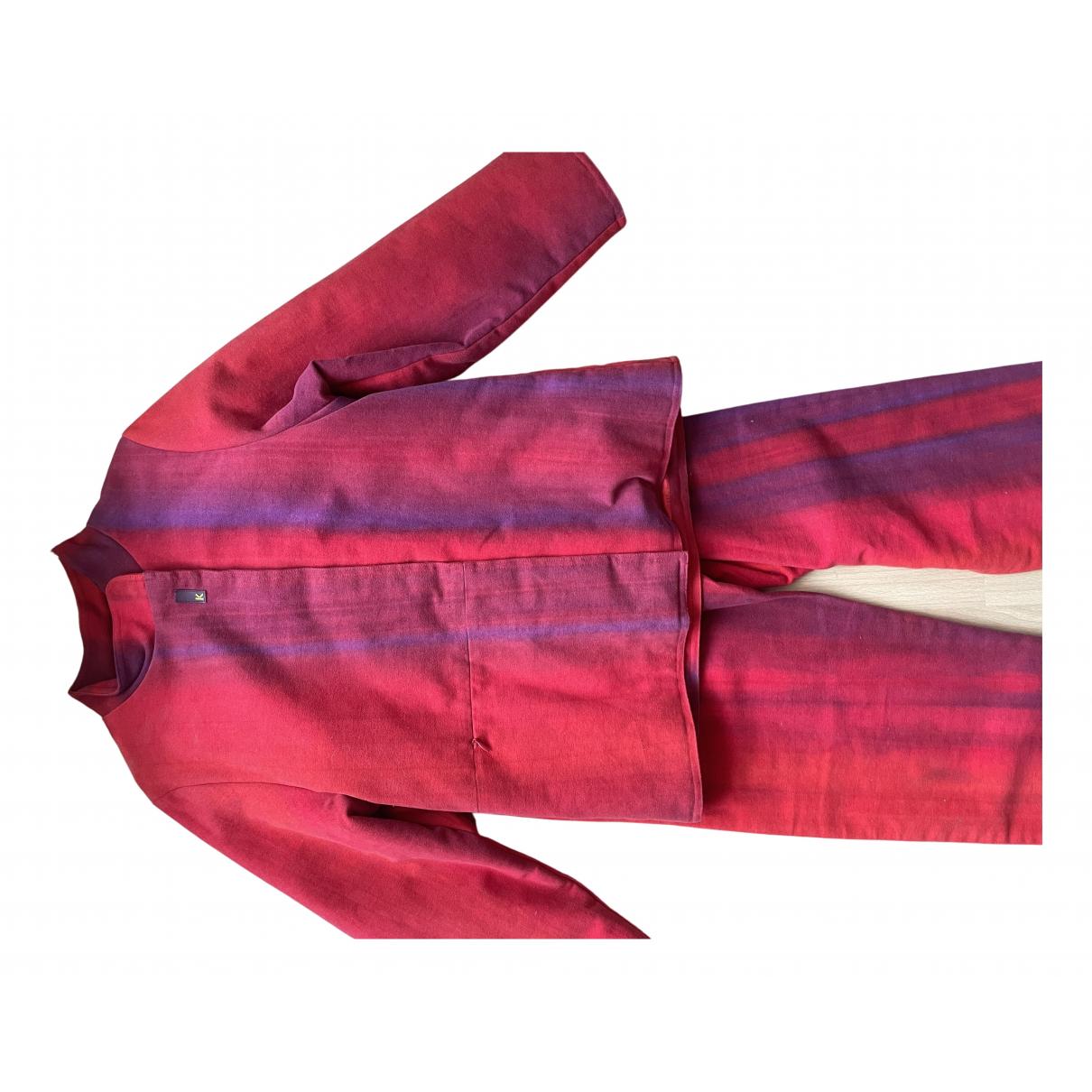 Kenzo - Les ensembles   pour enfant en coton - rouge