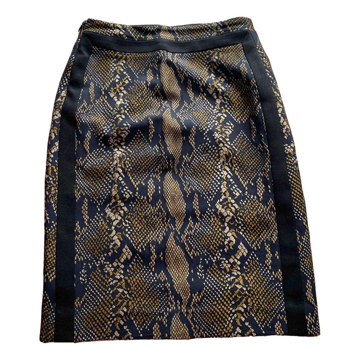 Diane Von Furstenberg \N Rocke in  Braun Polyester