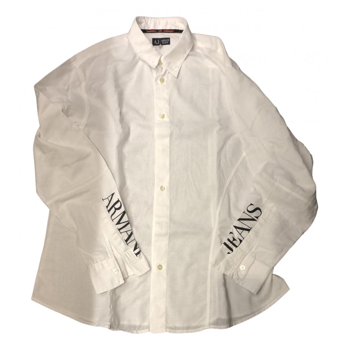 Camisas Armani Jeans