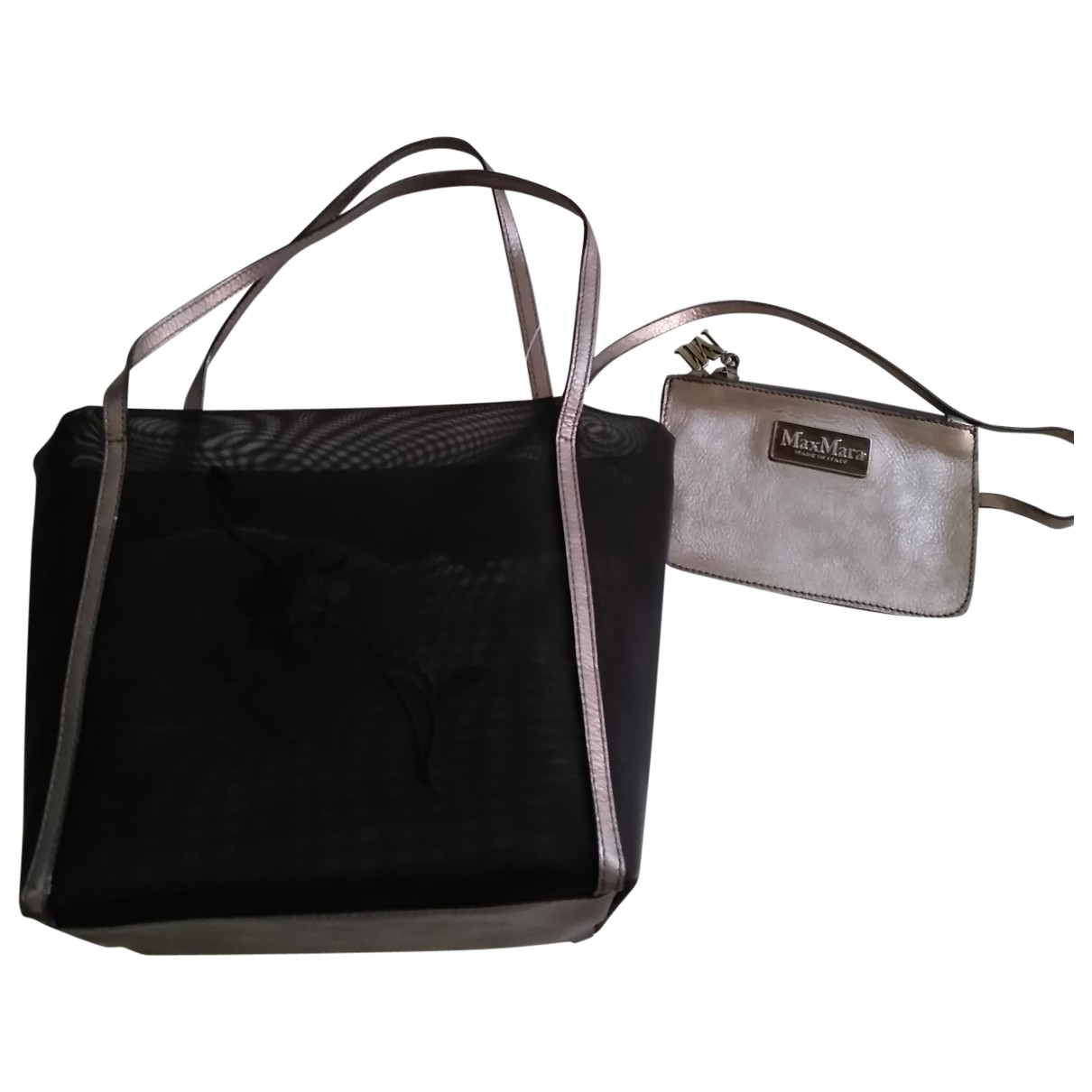 Max Mara \N Black handbag for Women \N