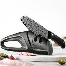 1 Stueck Messerschaerfer aus Plastik