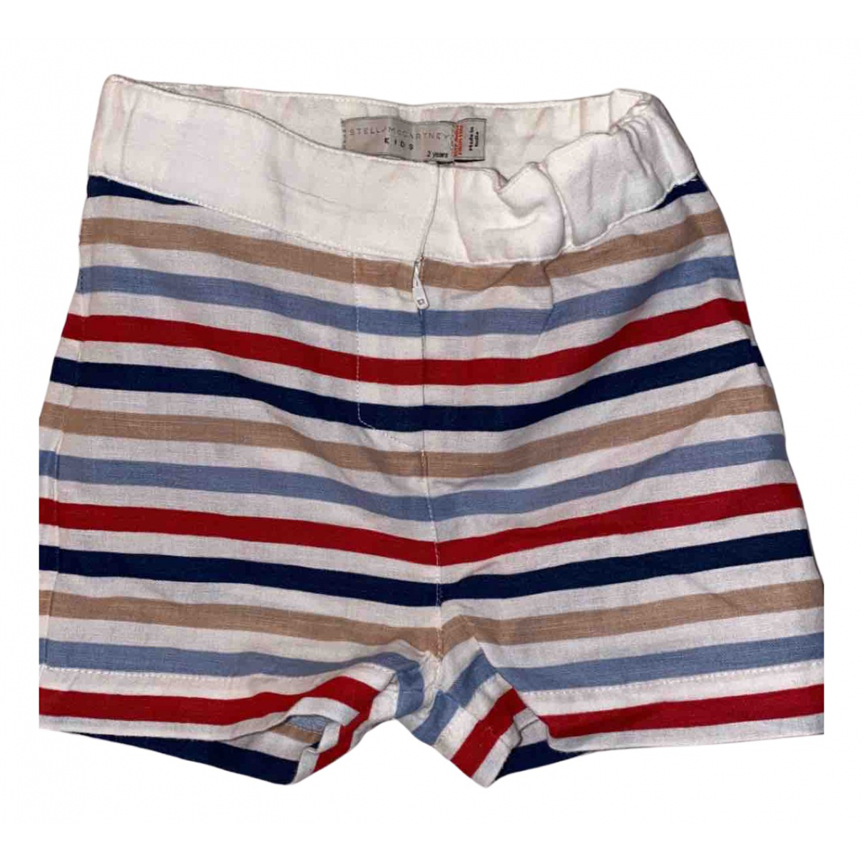 Stella Mccartney Kids N Cotton Shorts for Kids 2 years - until 34 inches UK