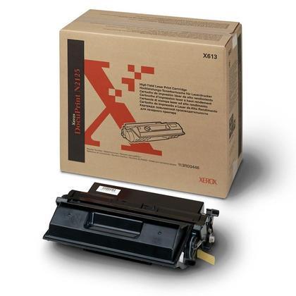 Xerox 113R00446 Original Black Toner Cartridge High Yield