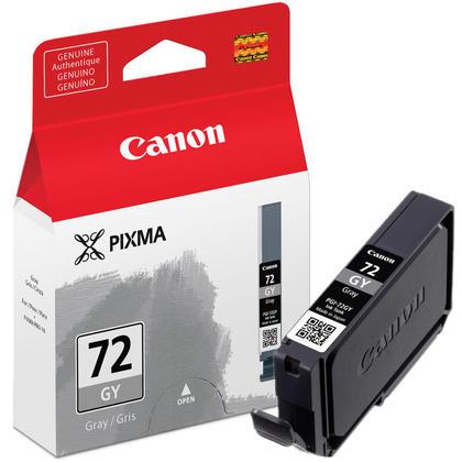 Canon PGI-72GR 6409B002 Original Gray Ink Cartridge