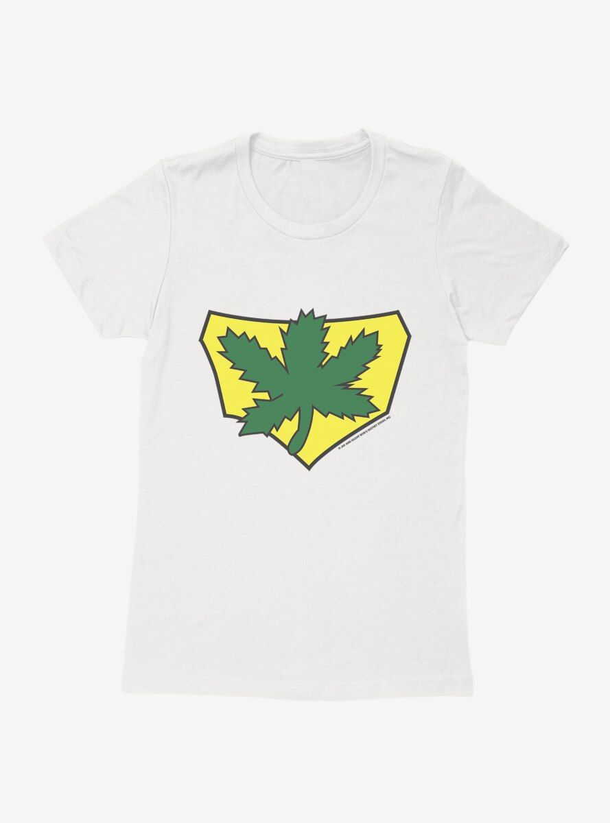 Jay And Silent Bob Reboot Bluntman Logo Womens T-Shirt