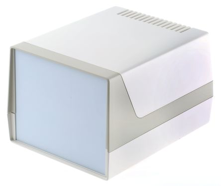 OKW LUX Case 230 White ABS Project Box, 173 x 230 x 136mm