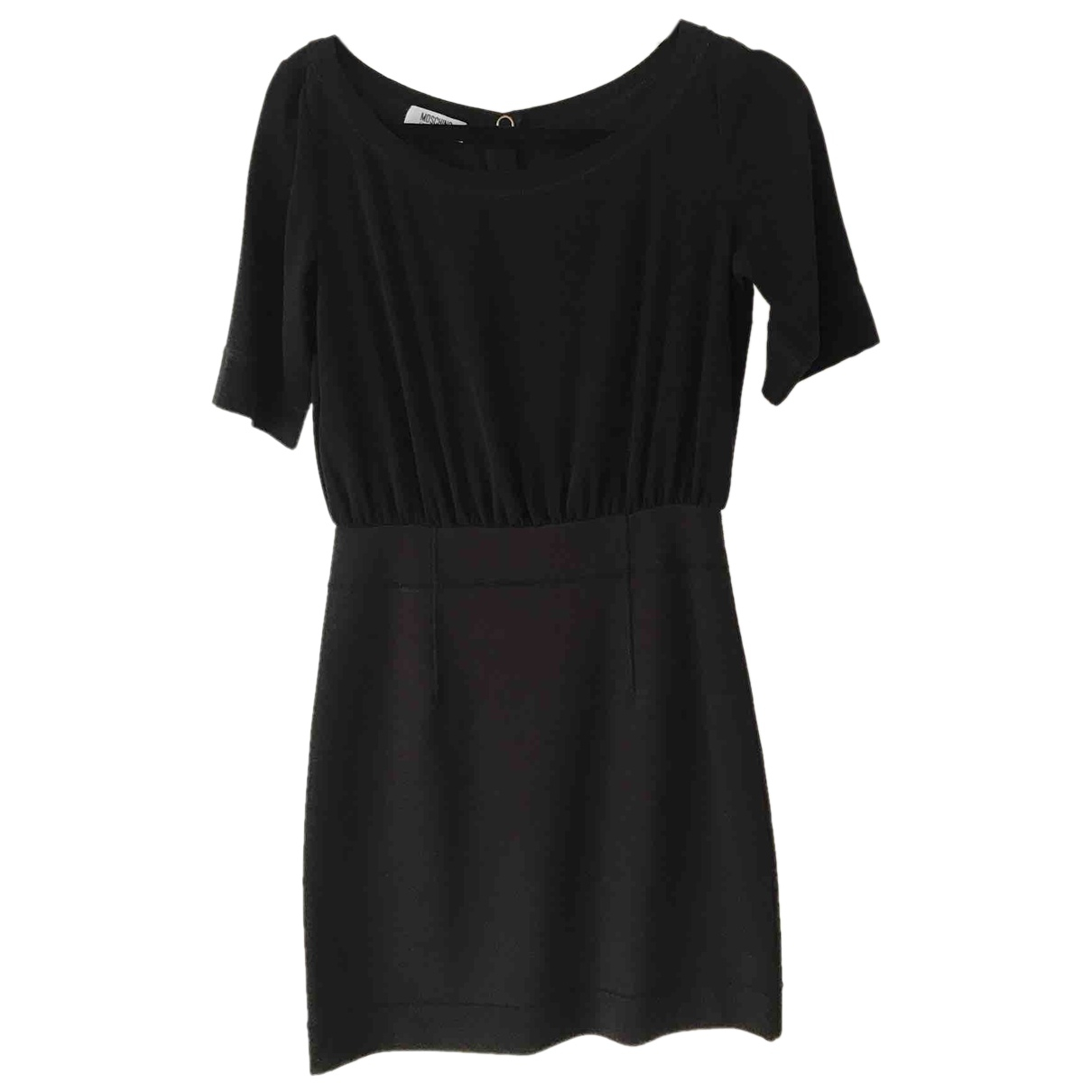 Moschino Cheap And Chic - Robe   pour femme - noir