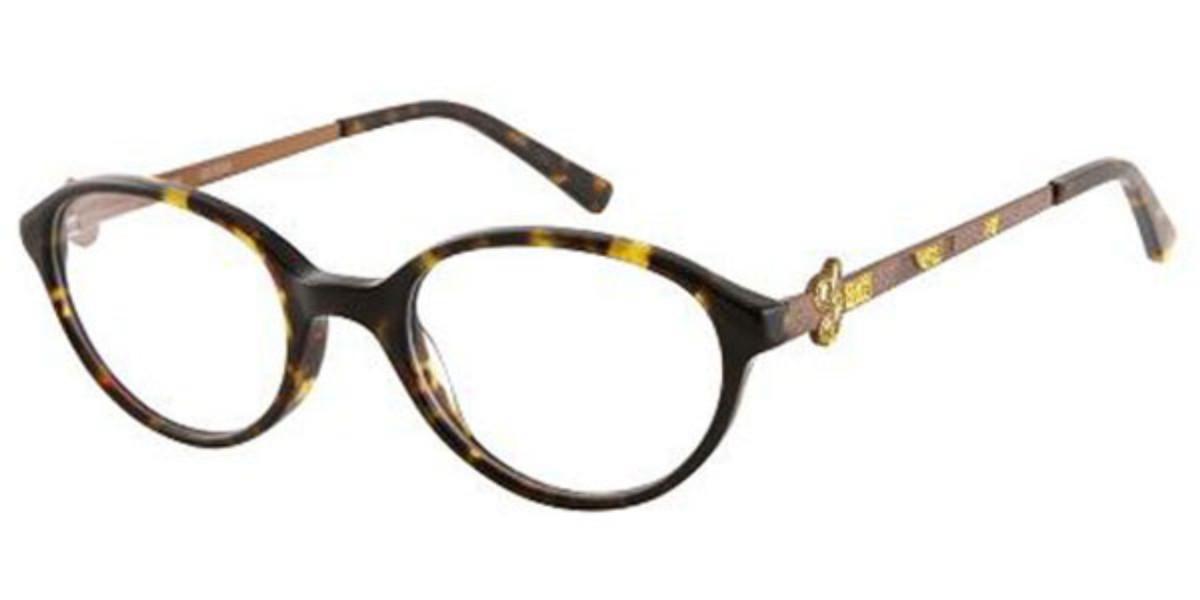 Guess GU 2258 S30 Women's Glasses Tortoise Size 49 - Free Lenses - HSA/FSA Insurance - Blue Light Block Available