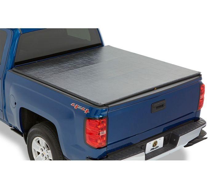 Bestop 18219-01 Black ZipRail Soft Tonneau Cover Chevrolet Colorado | GMC Canyon 5 Ft. Bed 2015-2021