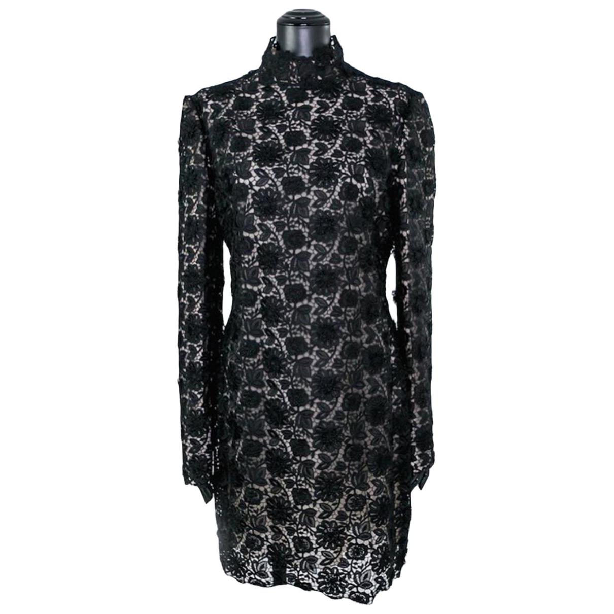 Tom Ford \N Kleid in  Schwarz Viskose