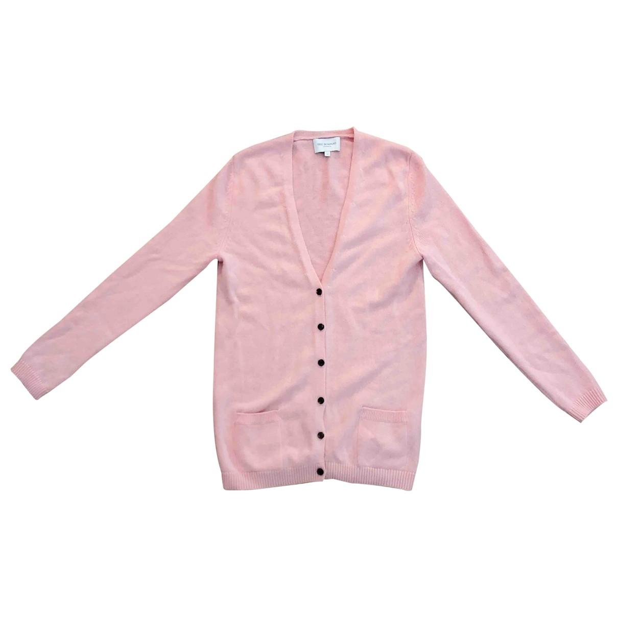 Eric Bompard \N Pink Cashmere Knitwear for Women L International