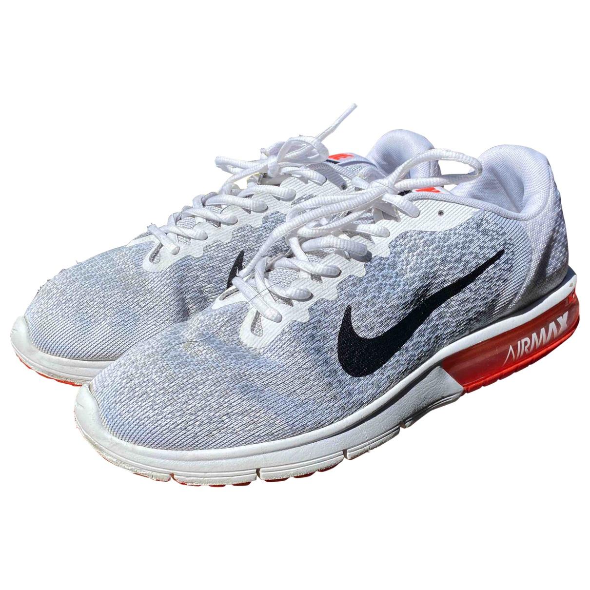 Deportivas Air Max  de Lona Nike