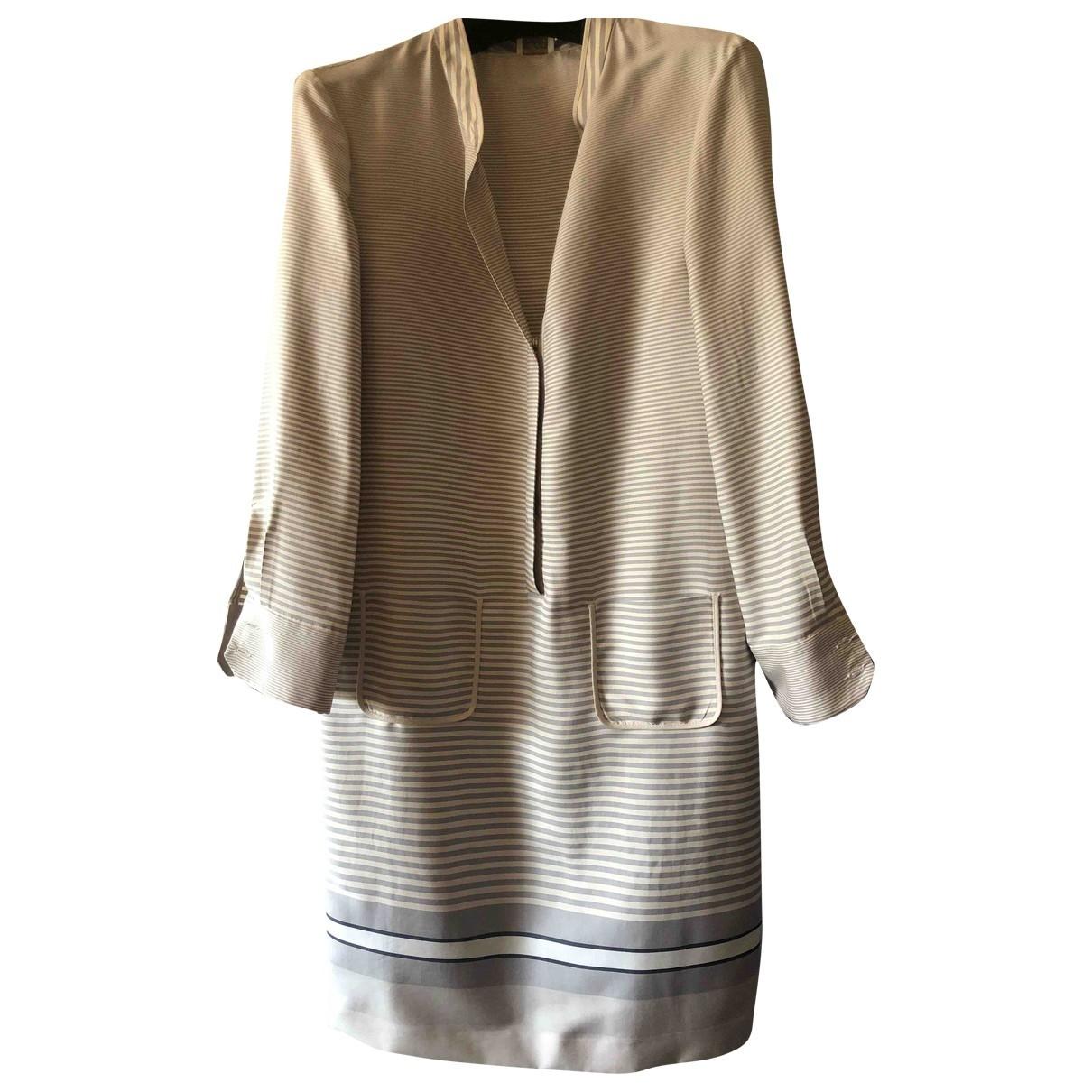 Vestido de Seda Agnona