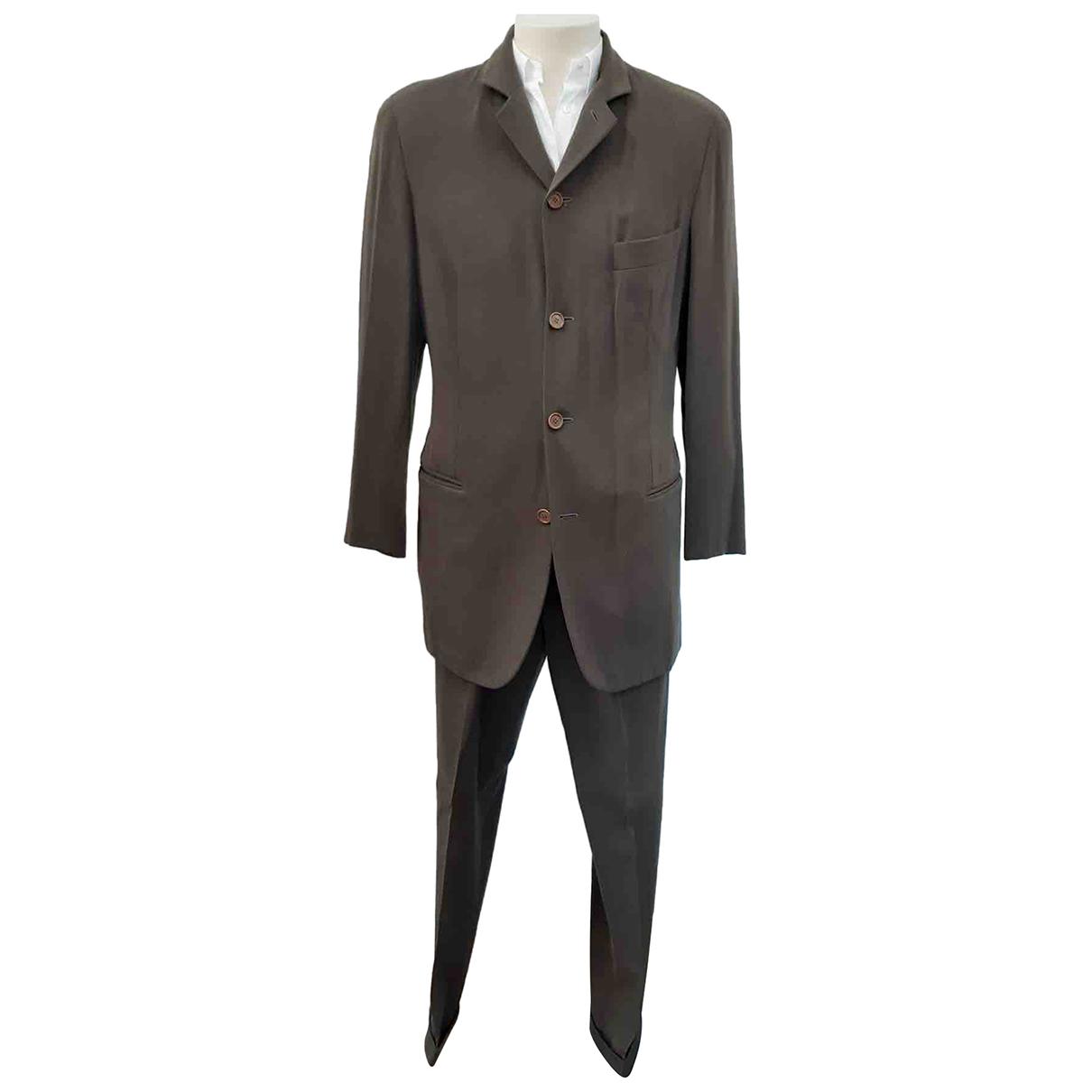 Giorgio Armani - Costumes   pour homme en laine