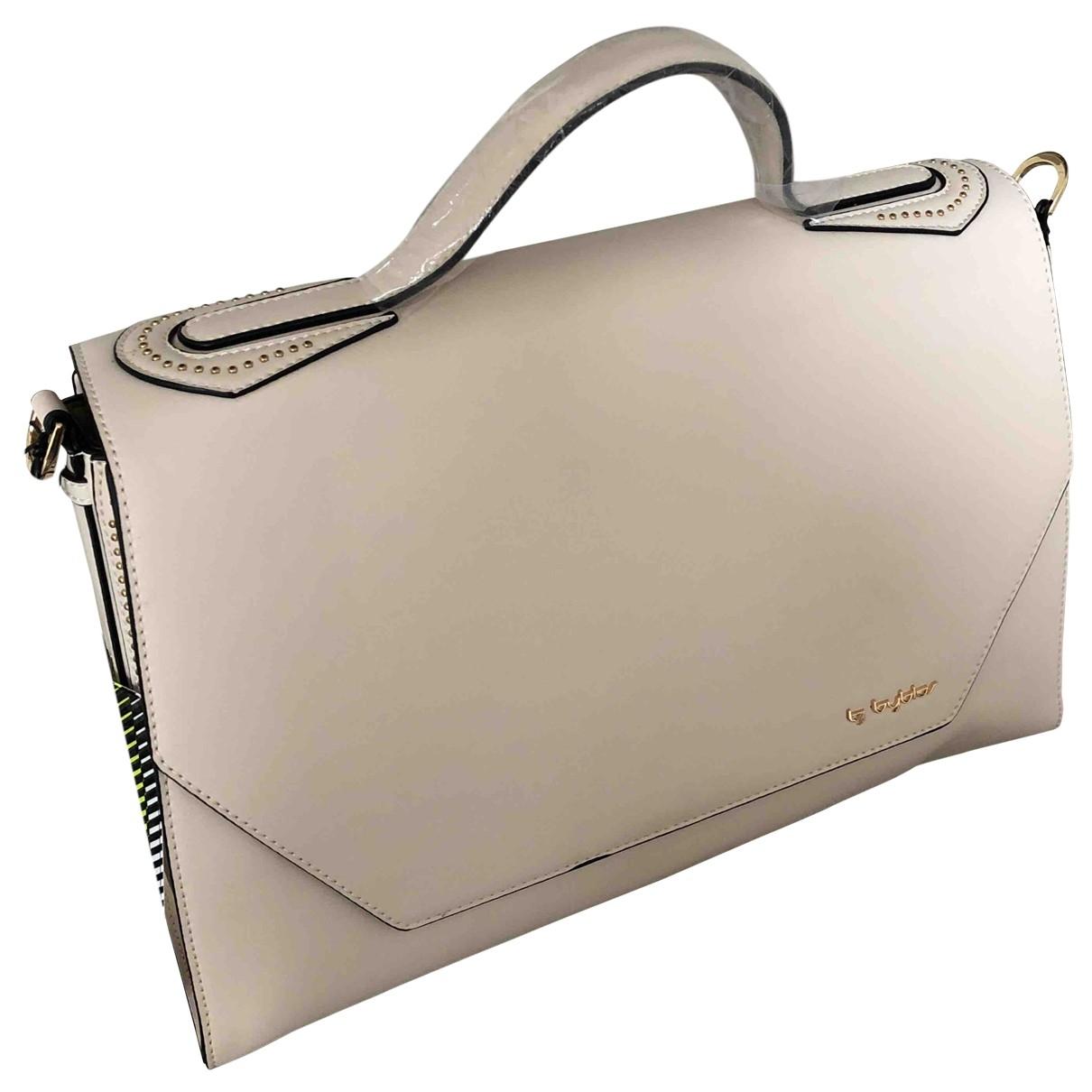Byblos \N Handtasche in  Beige Synthetik