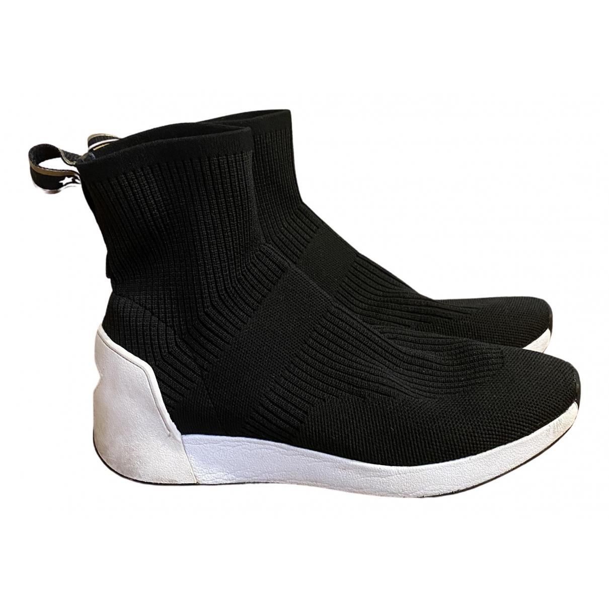 Ash \N Black Ankle boots for Women 38 EU