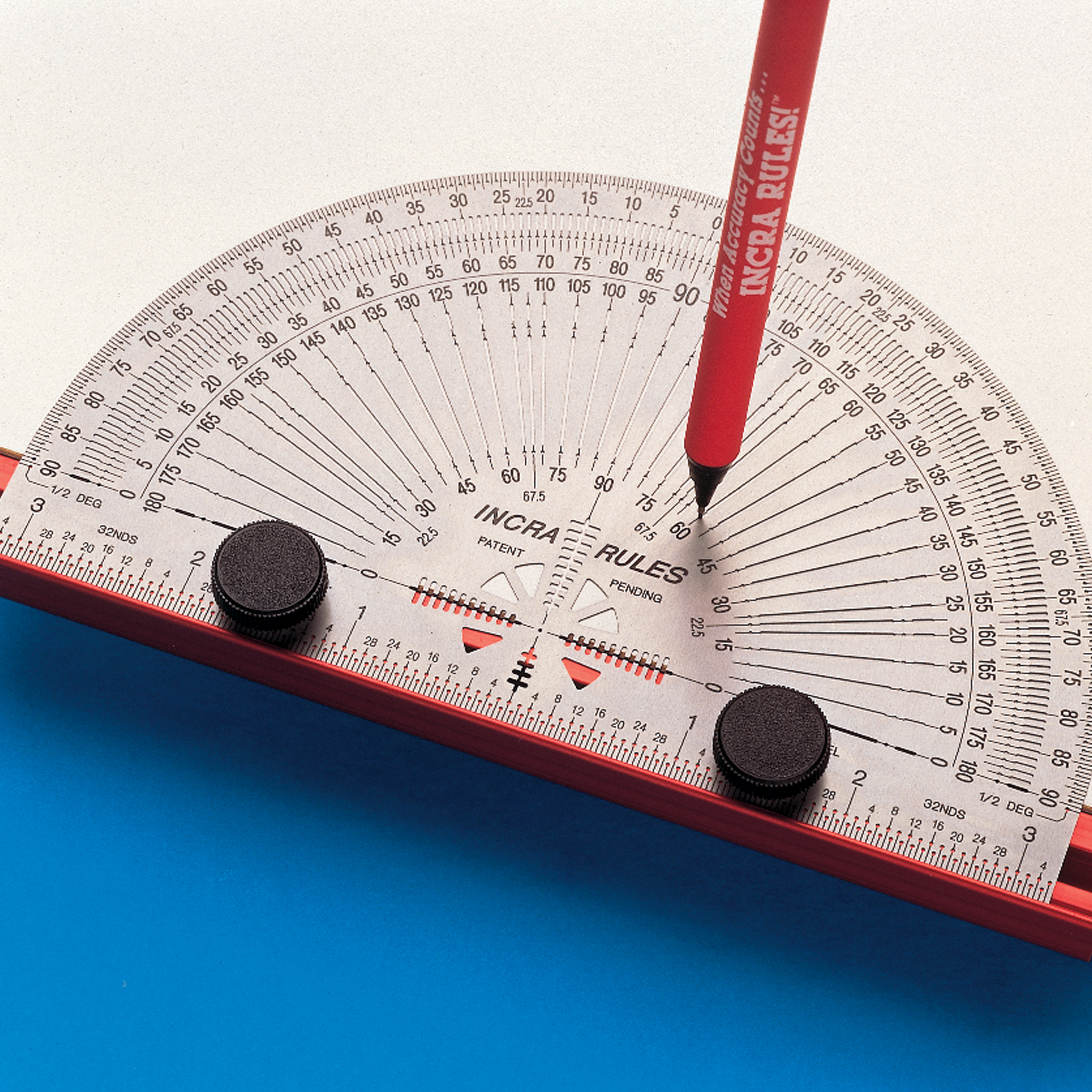 Precision Marking Protractor