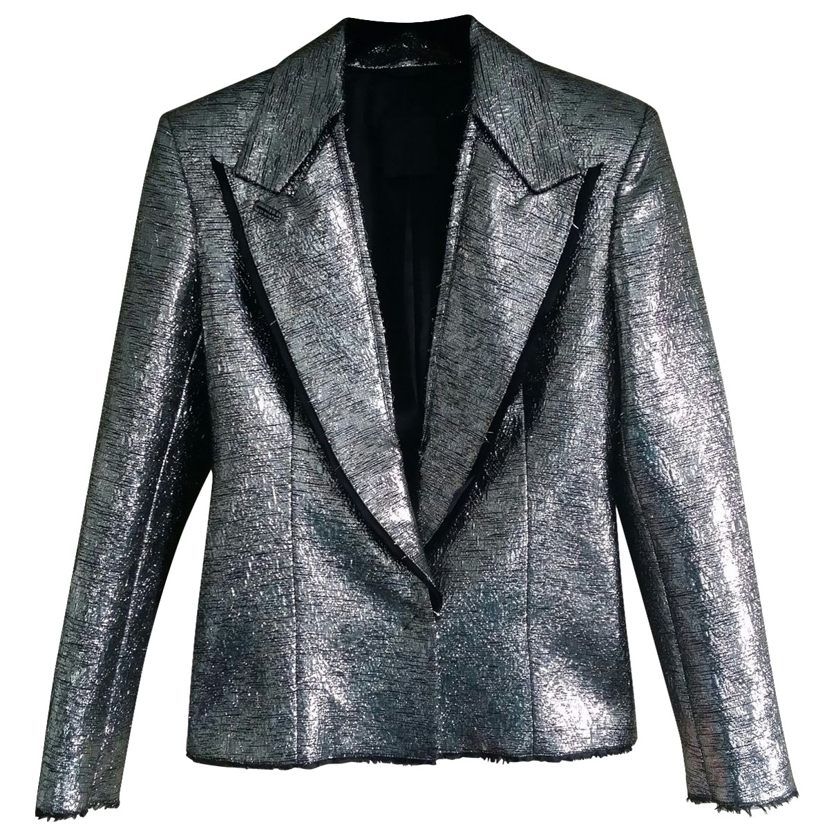 Costume National \N Silver jacket for Women 38 FR