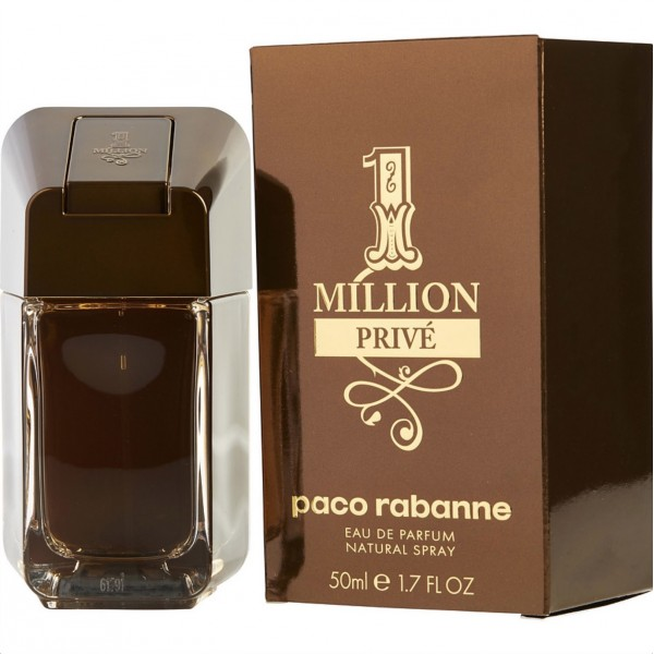 1 Million Prive - Paco Rabanne Eau de Parfum Spray 50 ML