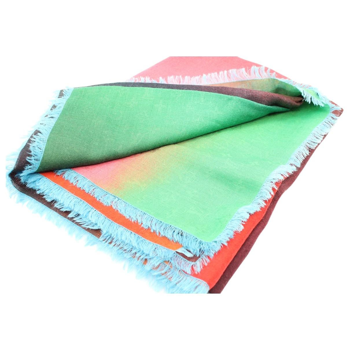 Louis Vuitton \N Multicolour Cashmere scarf for Women \N