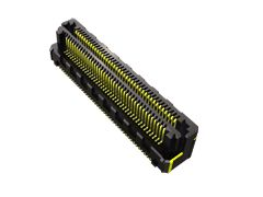Samtec , LSHM Razor Beam, 60 Way, 2 Row, Vertical Header (625)