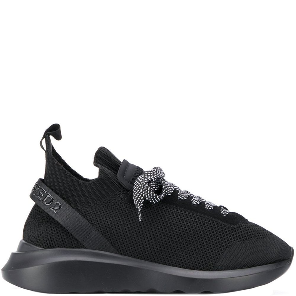 Dsquared2 Speedster Trainers Black Colour: BLACK, Size: 6