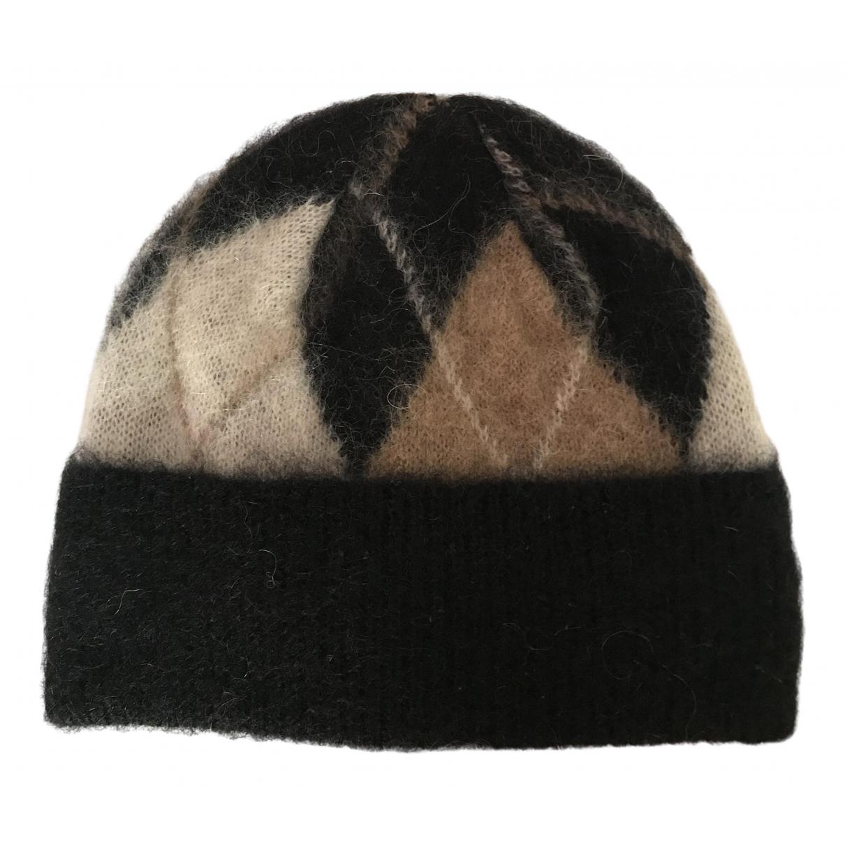 H&m Studio - Chapeau & Bonnets   pour homme en laine - multicolore