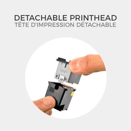 Remanufactured HP 63XL F6U64AN F6U63AN Eco-Saver Ink Cartridge 6PK Combo High Yield - Moustache®