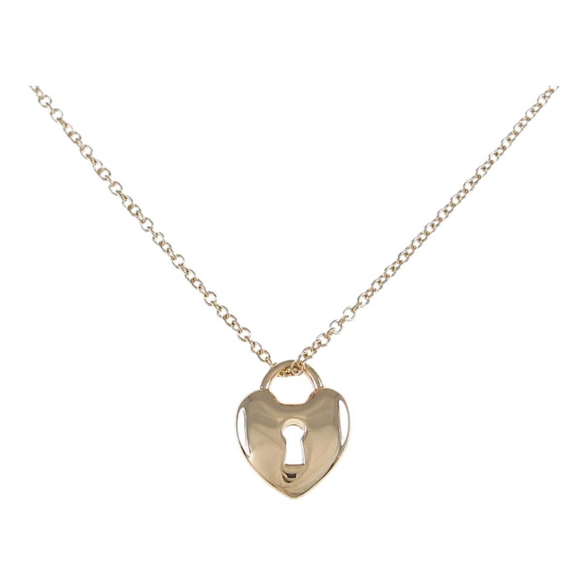 Collar de Oro rosa Tiffany & Co