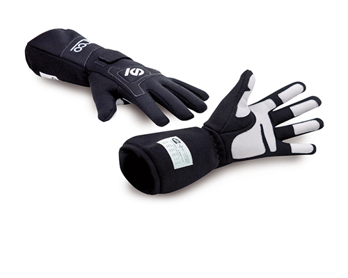 Sparco 001353NP09NRSFI Wind Racing Gloves | XS