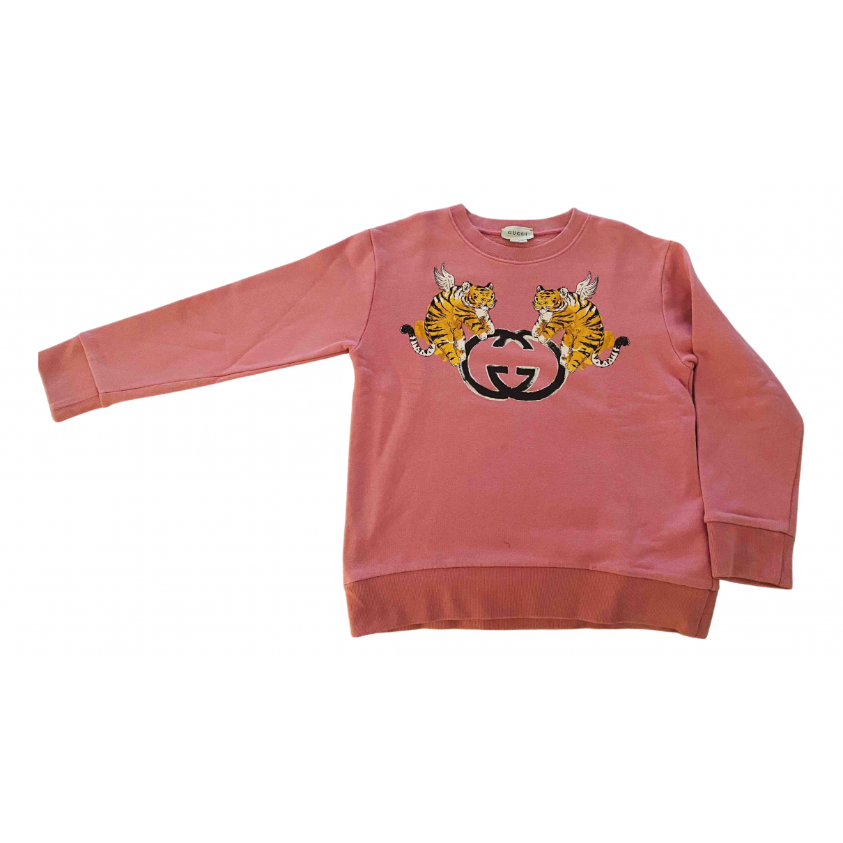 Gucci N Pink Cotton Knitwear for Kids 8 years - up to 128cm FR