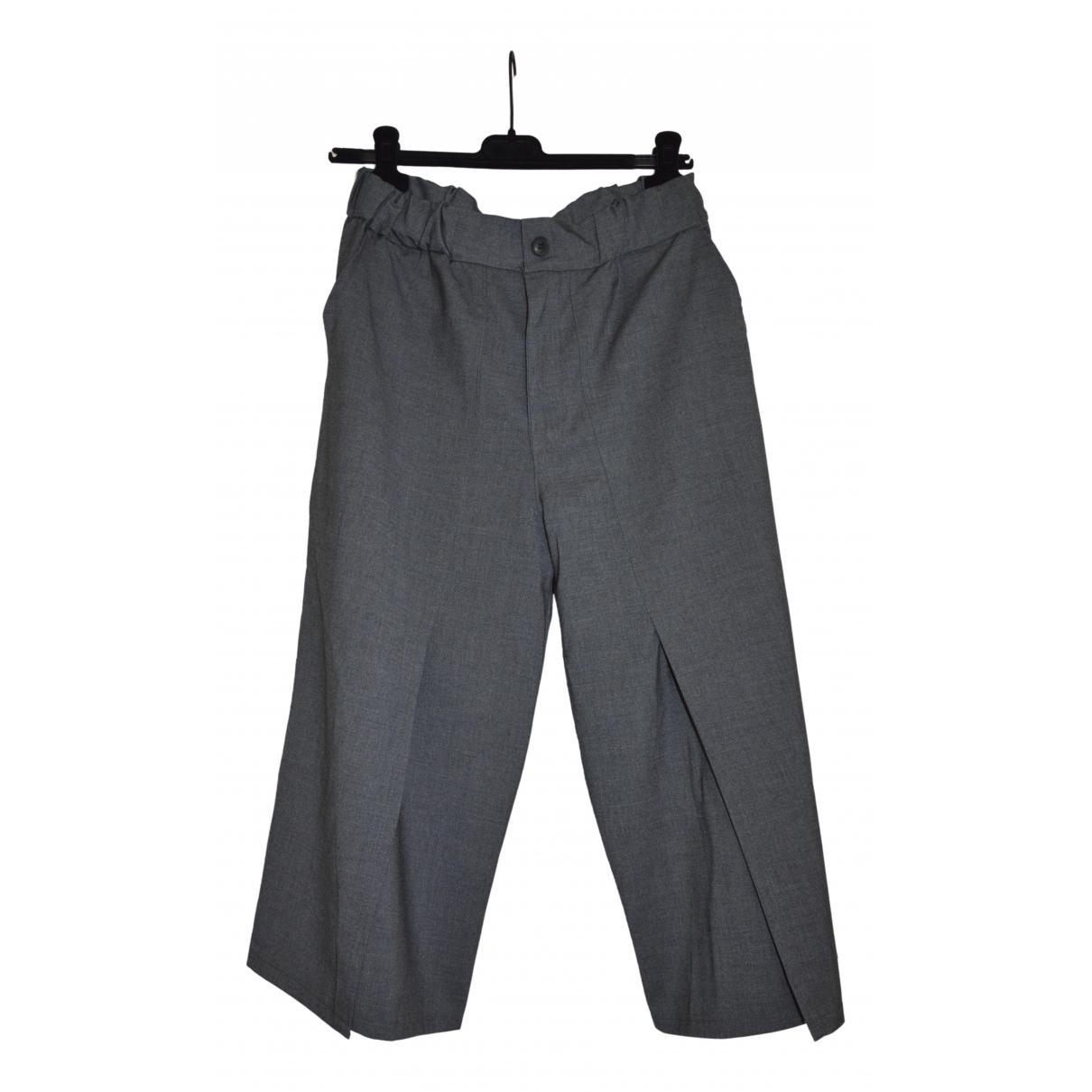 Pantalon corto Oversize Non Signe / Unsigned