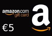 Amazon €5 Gift Card FR