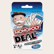 1box Monopoly Deal Card Game