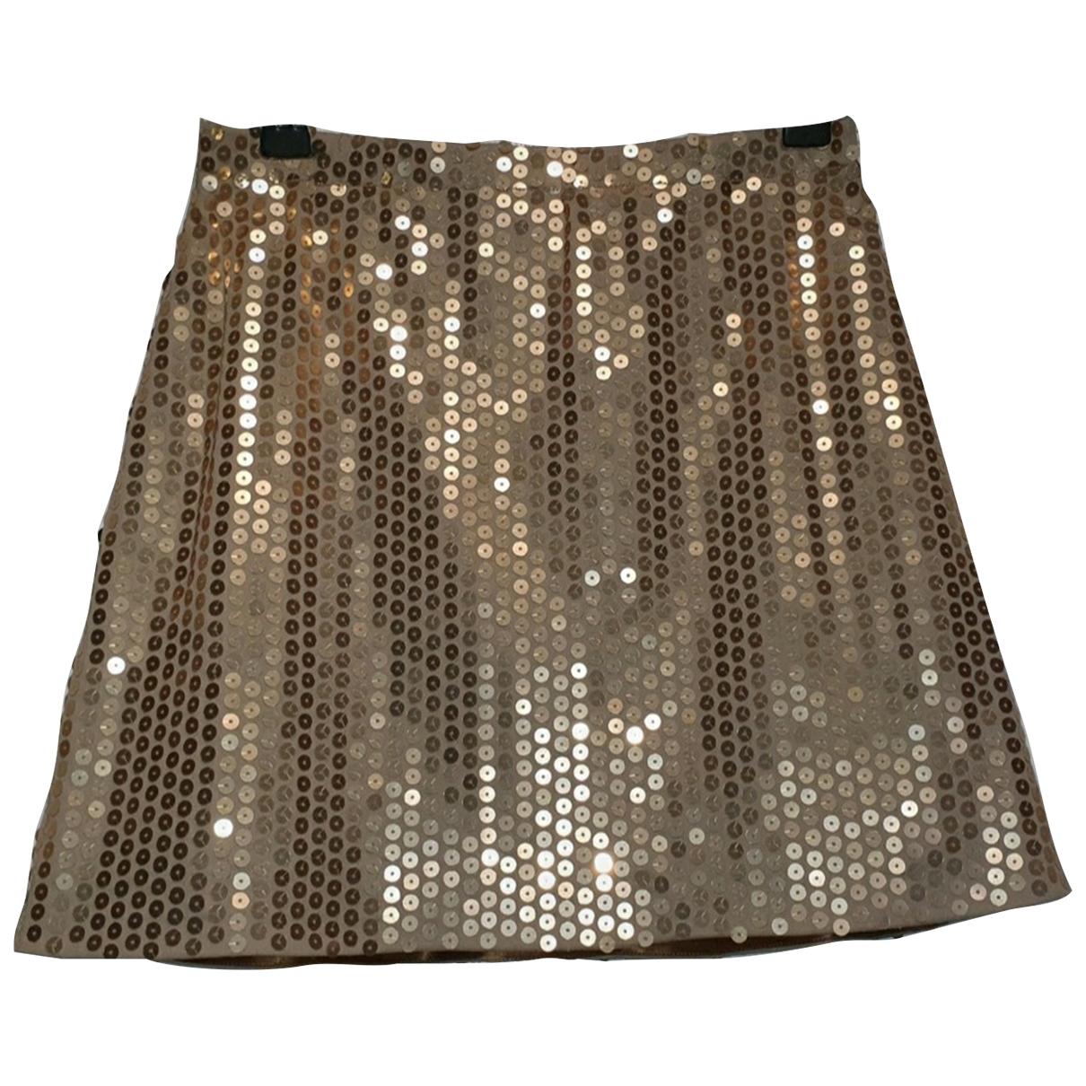 Mini falda de Con lentejuelas Non Signe / Unsigned