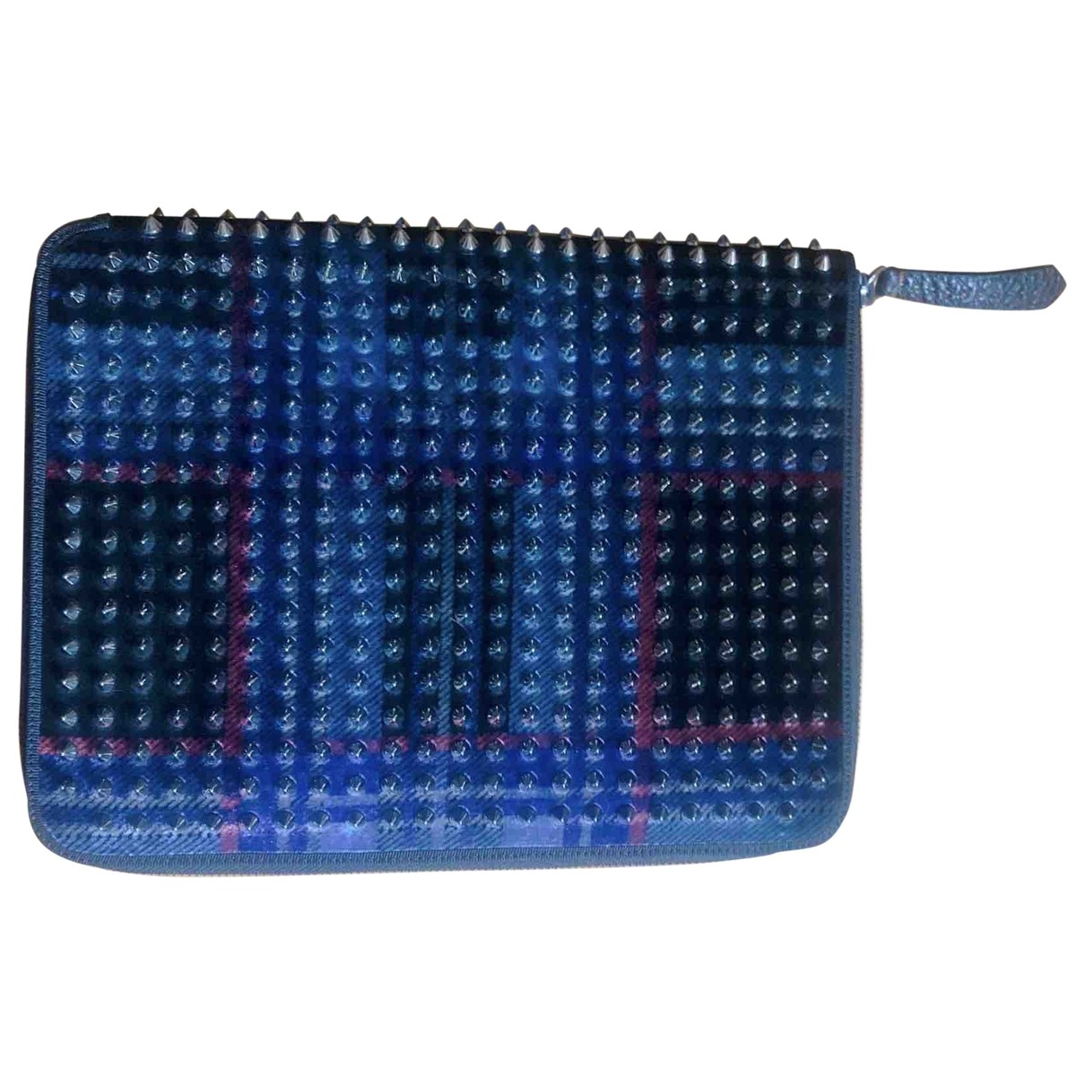 Christian Louboutin \N Multicolour Cloth Clutch bag for Women \N