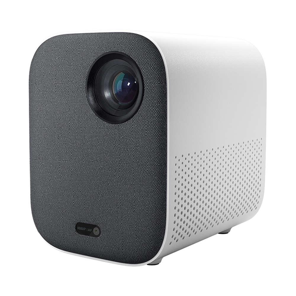 Xiaomi Mijia 1080P Full HD DLP Projector 500 Lumens HDR Bluetooth WIFI 2.4/5GHz  - White