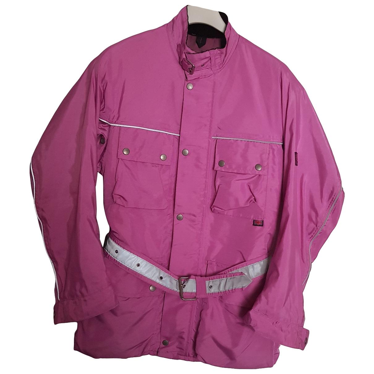 Belstaff - Veste   pour femme - rose