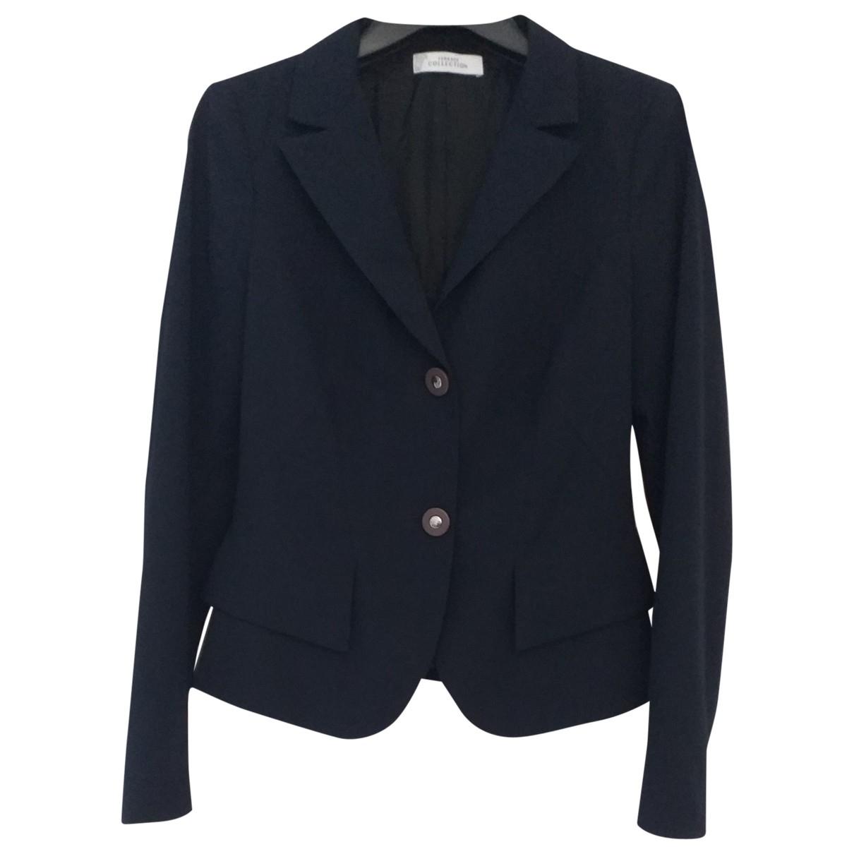 Gianni Versace - Veste   pour femme - bleu