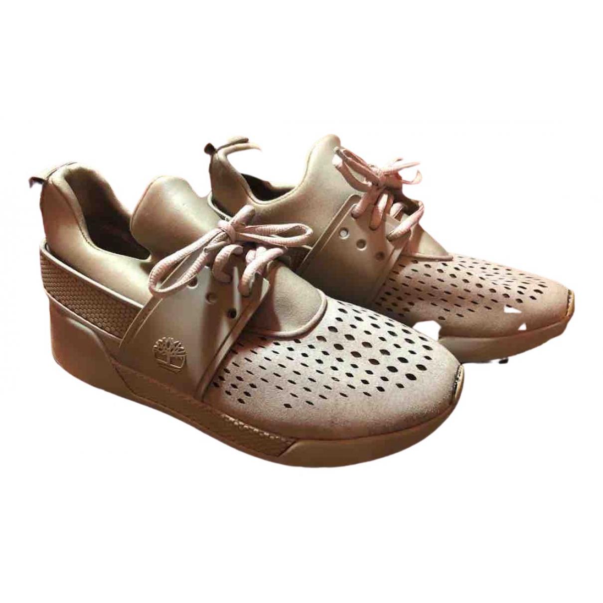 Timberland \N Sneakers Beige