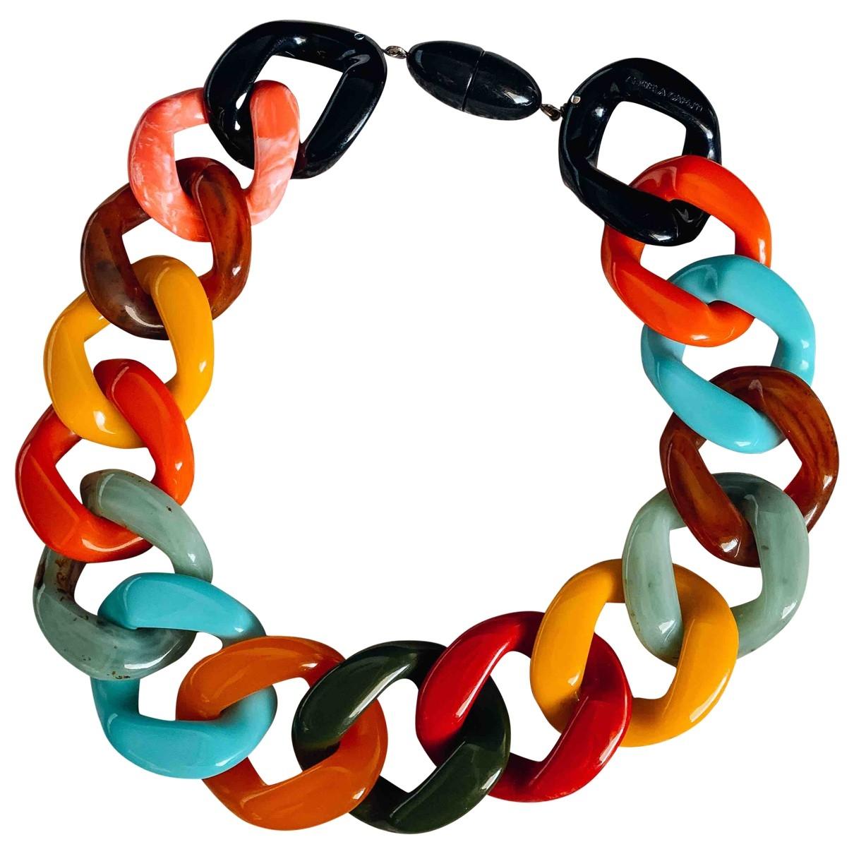 Non Signé / Unsigned Chaînes Multicolour necklace for Women \N