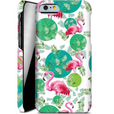 Apple iPhone 6 Smartphone Huelle - Flamingo Land von Mukta Lata Barua