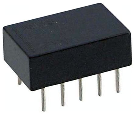 Panasonic DPDT PCB Mount, High Frequency Relay 24V dc