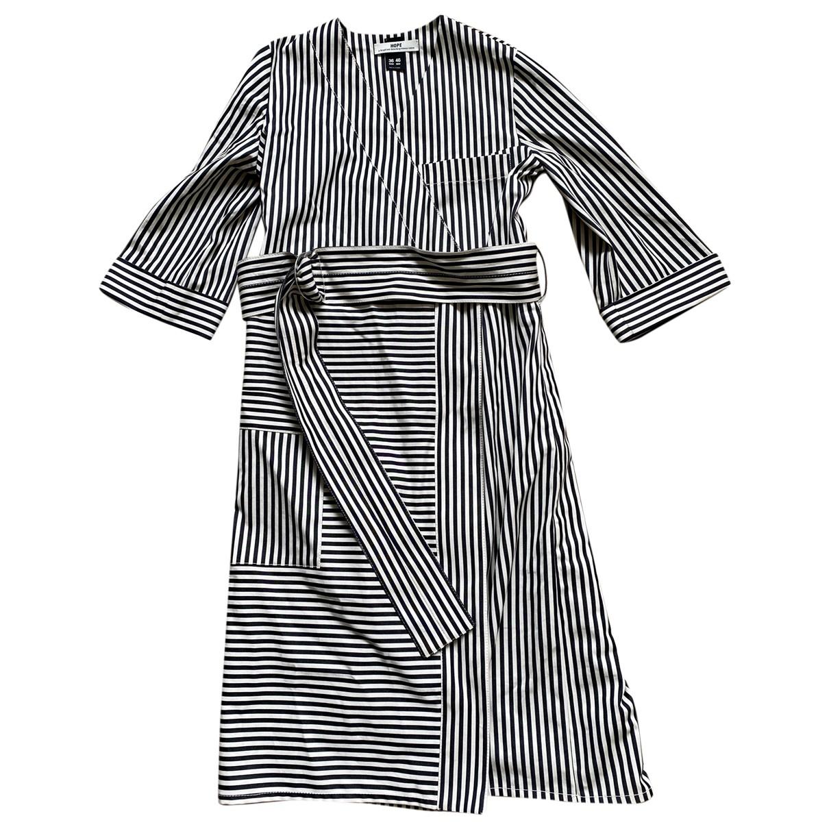 Hope \N Kleid in Baumwolle