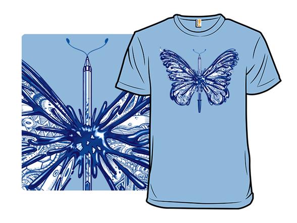Doodle Bug T Shirt