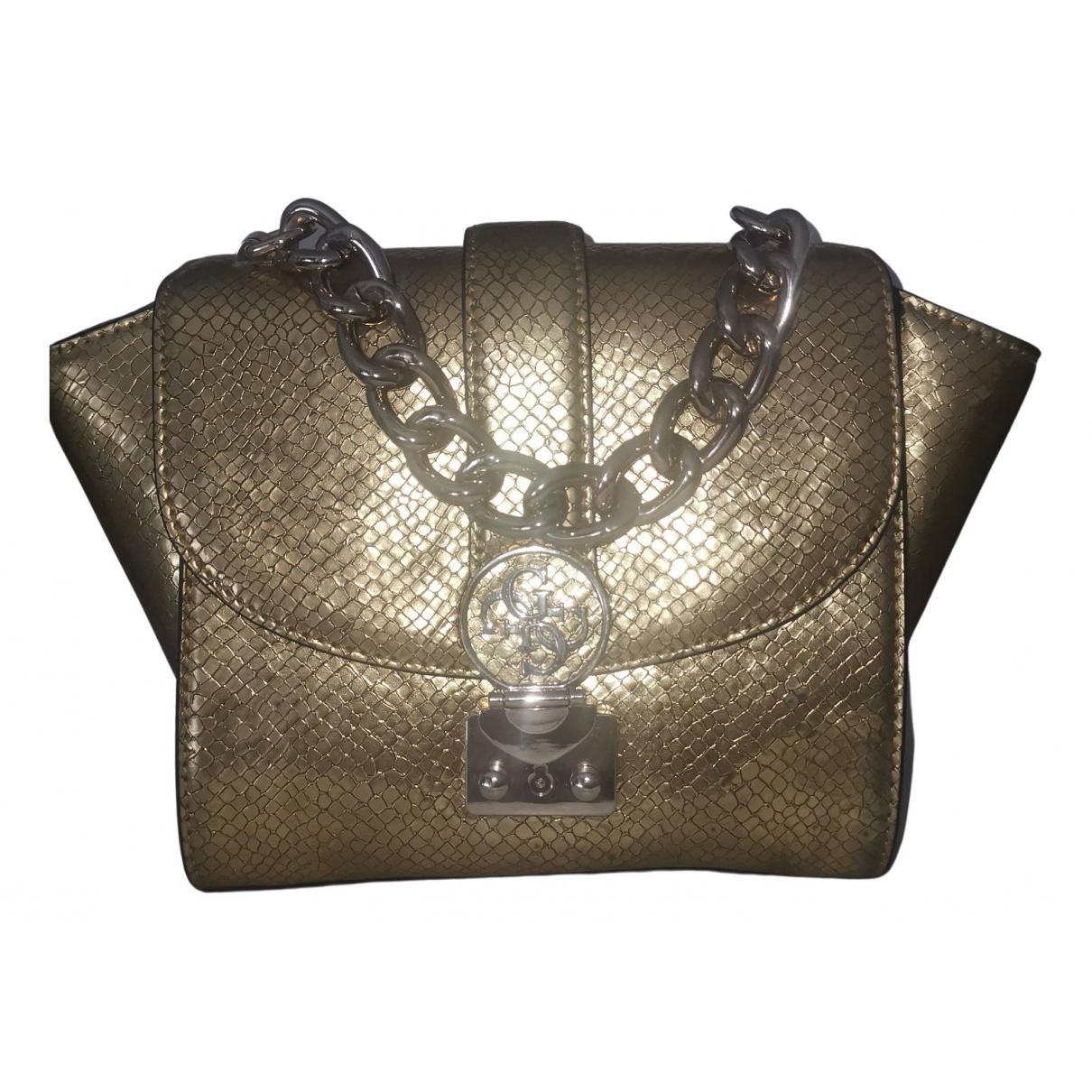 Guess N Leather handbag for Women N