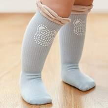 Baby Socken mit Karikatur Design