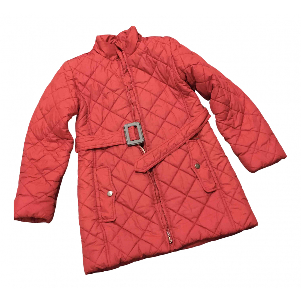 Burberry \N Red jacket & coat for Kids 8 years - up to 128cm FR