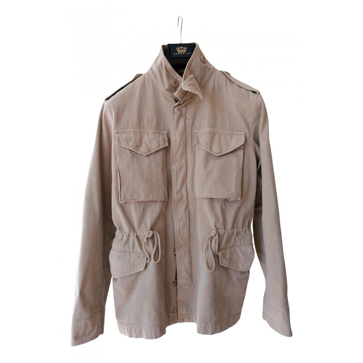 Department 5 - Vestes.Blousons   pour homme en coton - beige